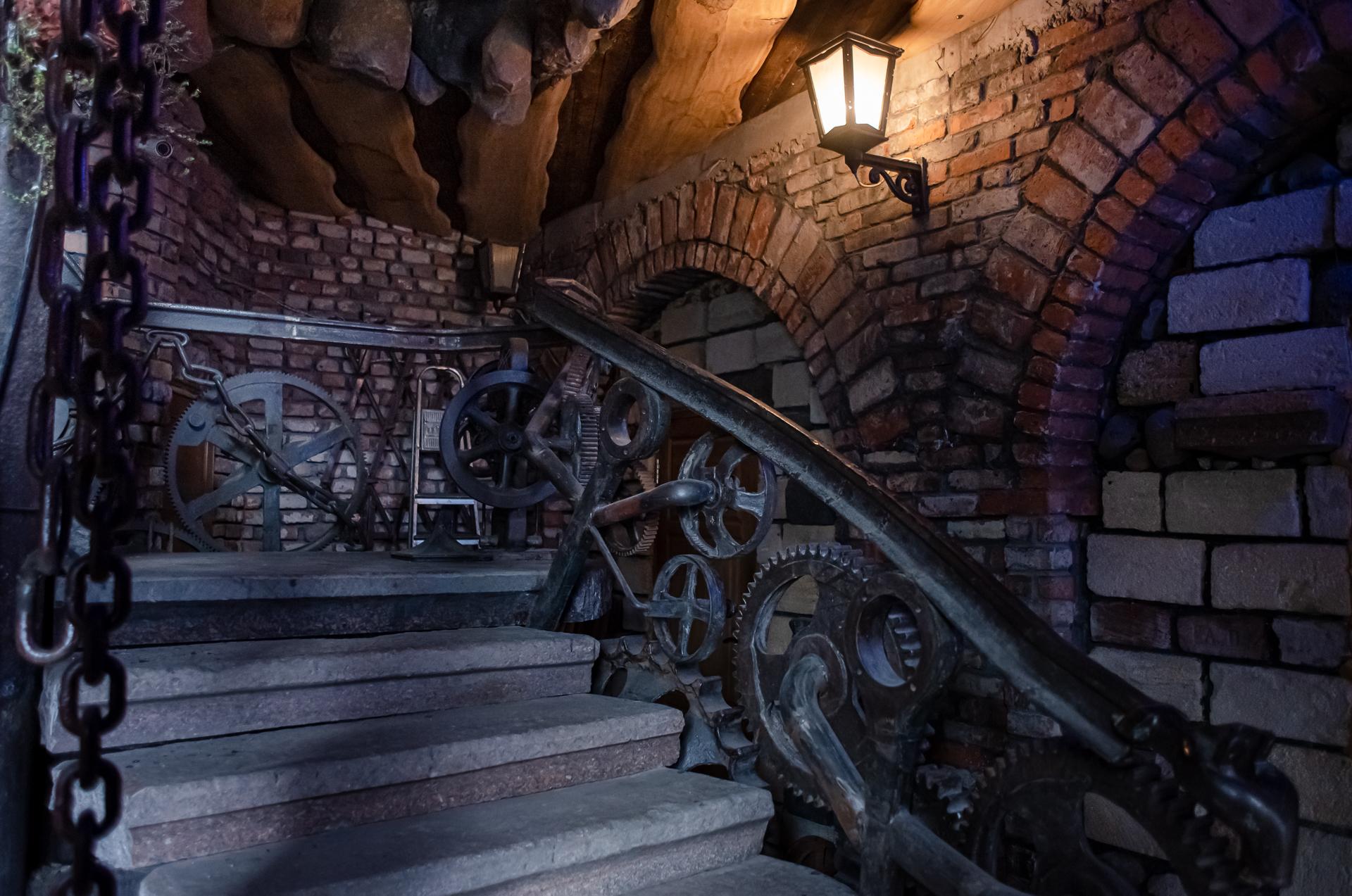 Замок-отель в Балашихе