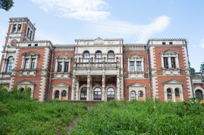 Усадьба Воронцова-Дашкова (Быково)
