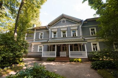 Клин, Дом-музей Петра Ильича Чайковского