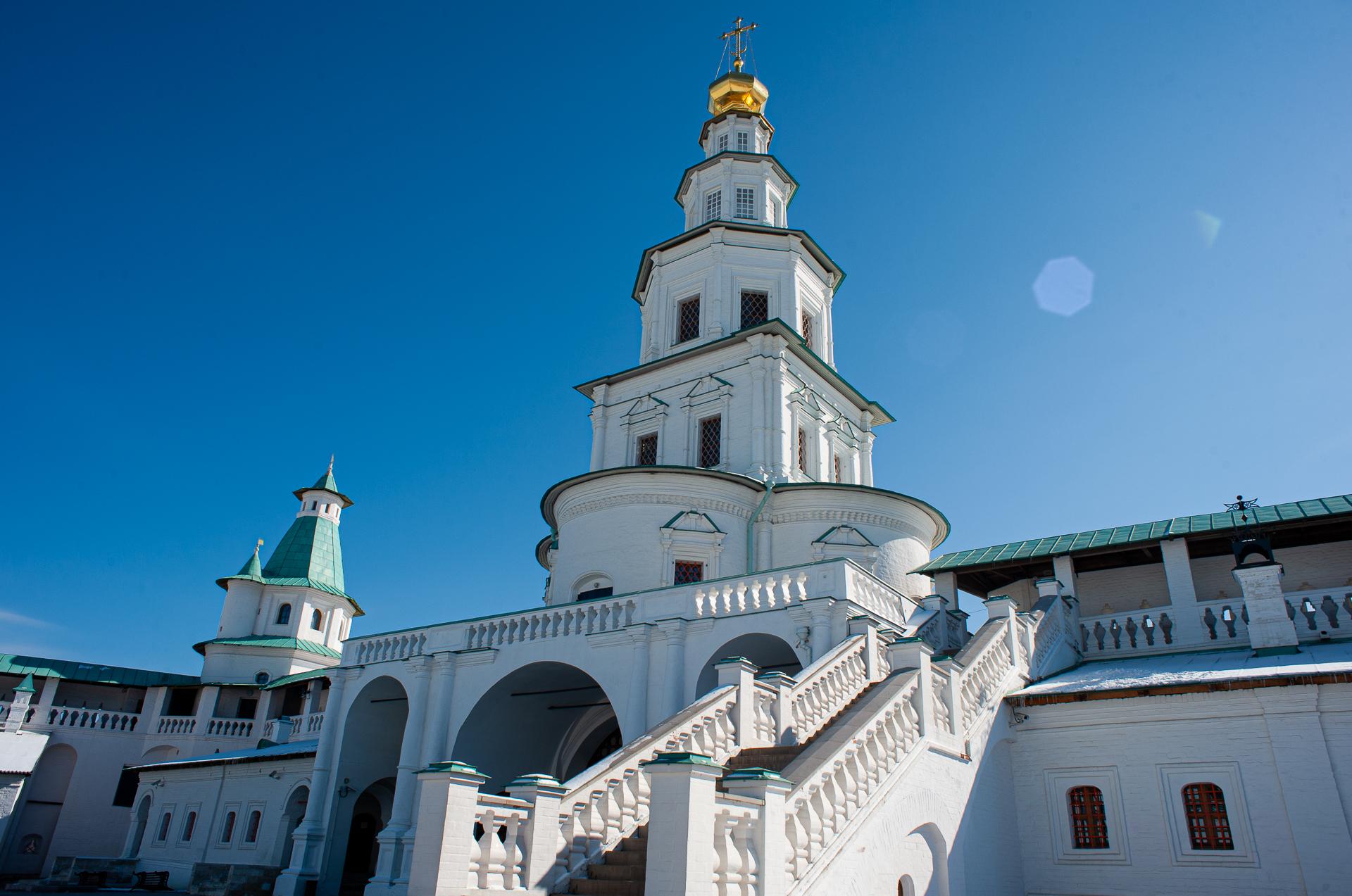 Истра, Воскресенский Новоиерусалимский монастырь