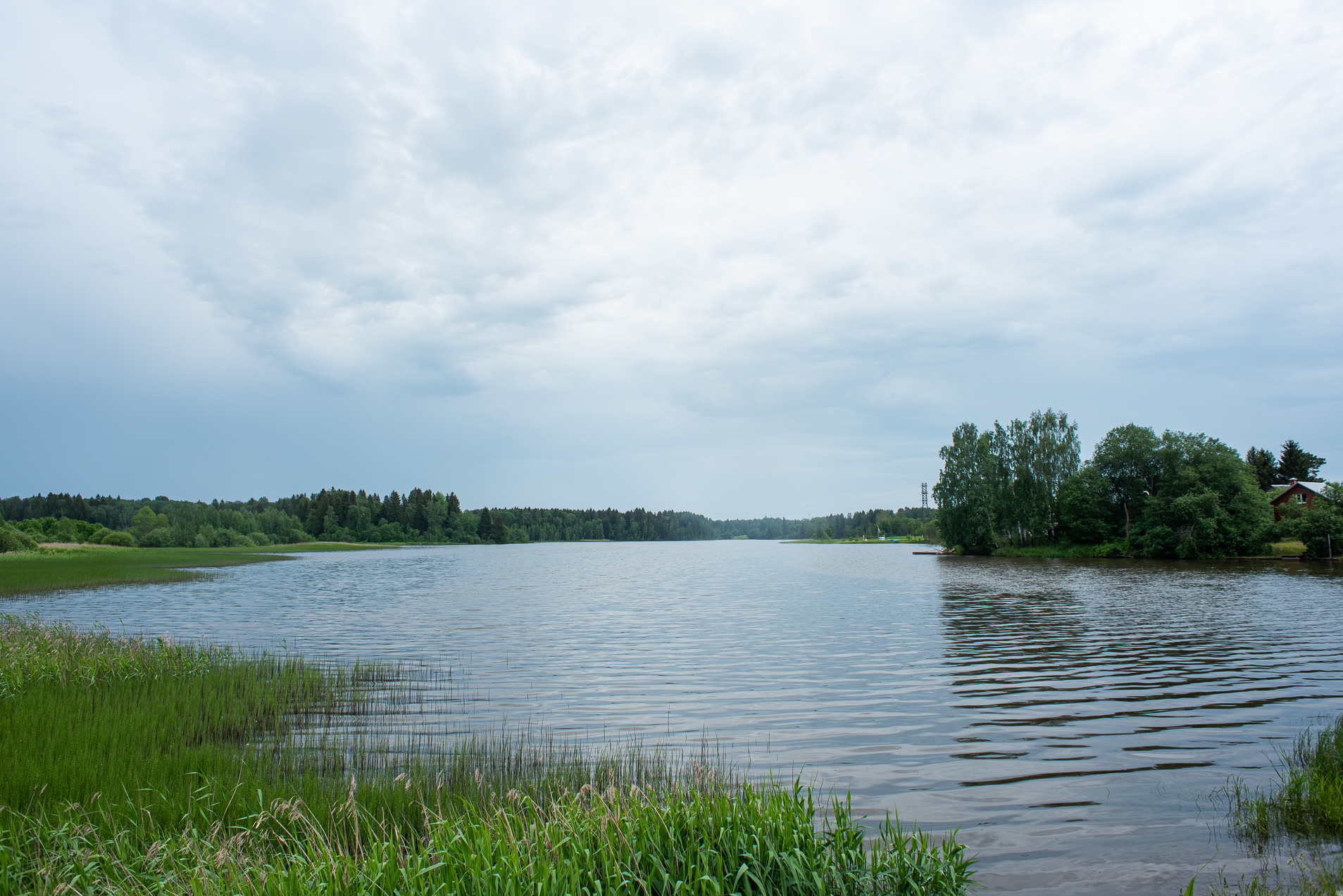 Верхнерузское водохранилище