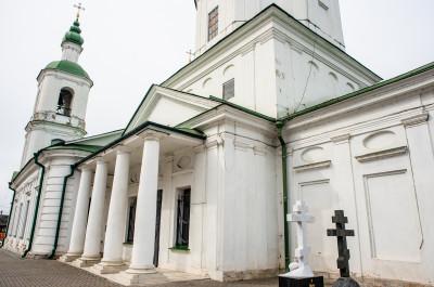 Молоди село, Воскресенский храм(церковь)