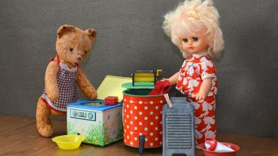 Музей любимой игрушки