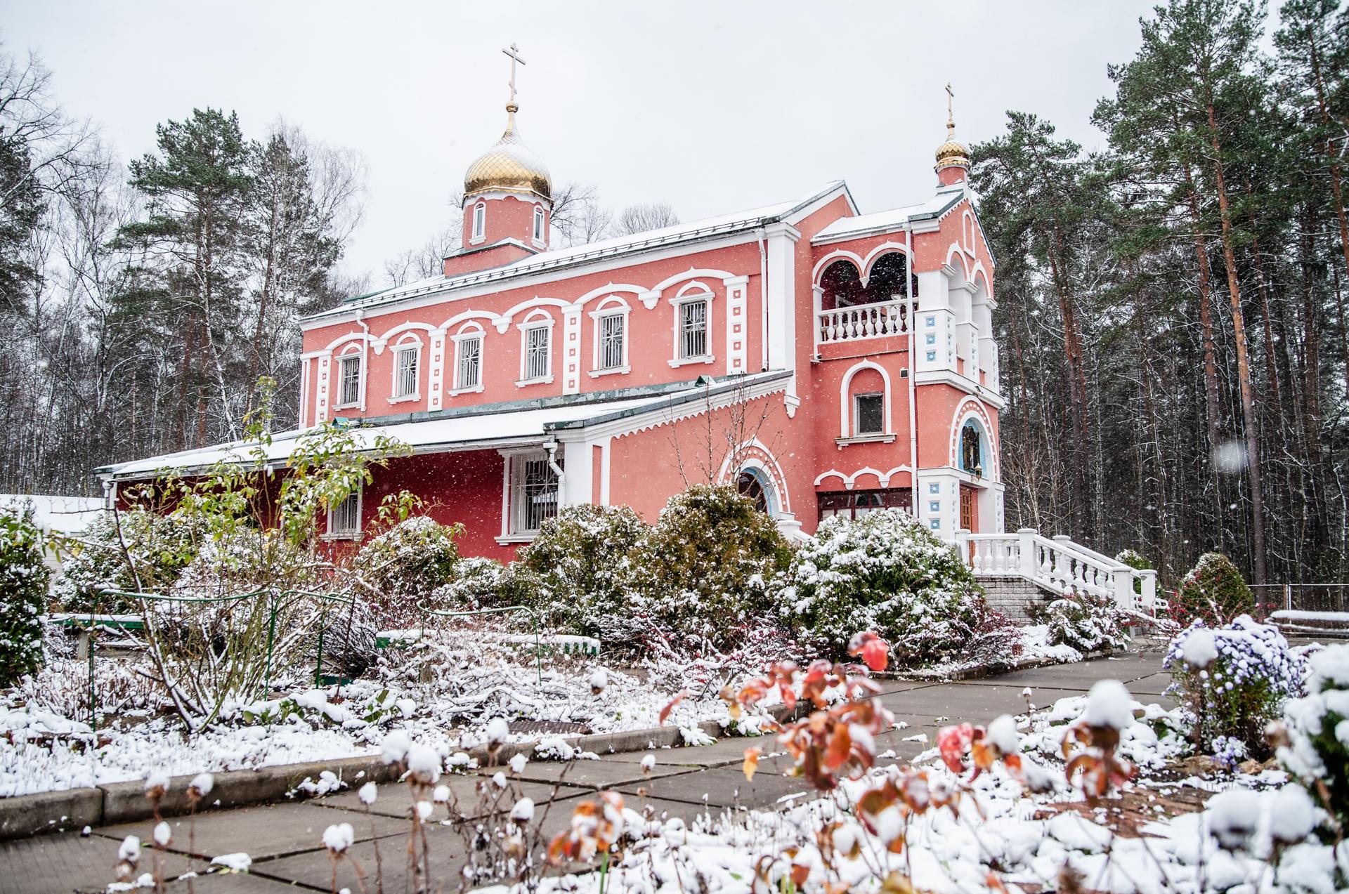 Протвино, Церковь Всех Святых, в Земле Российской Просиявших