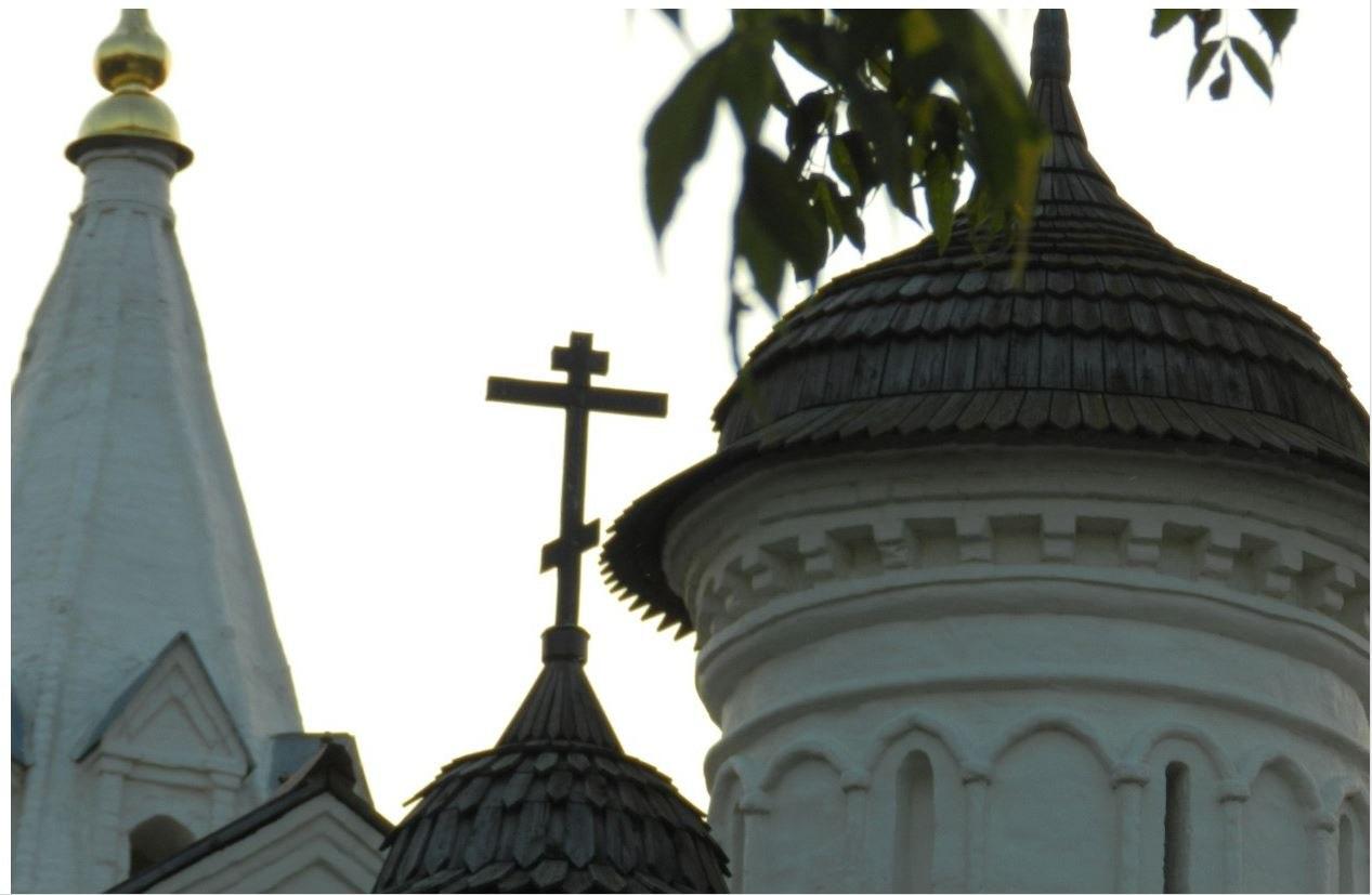 Церковь Зачатия Иоанна Предтечи на Городище