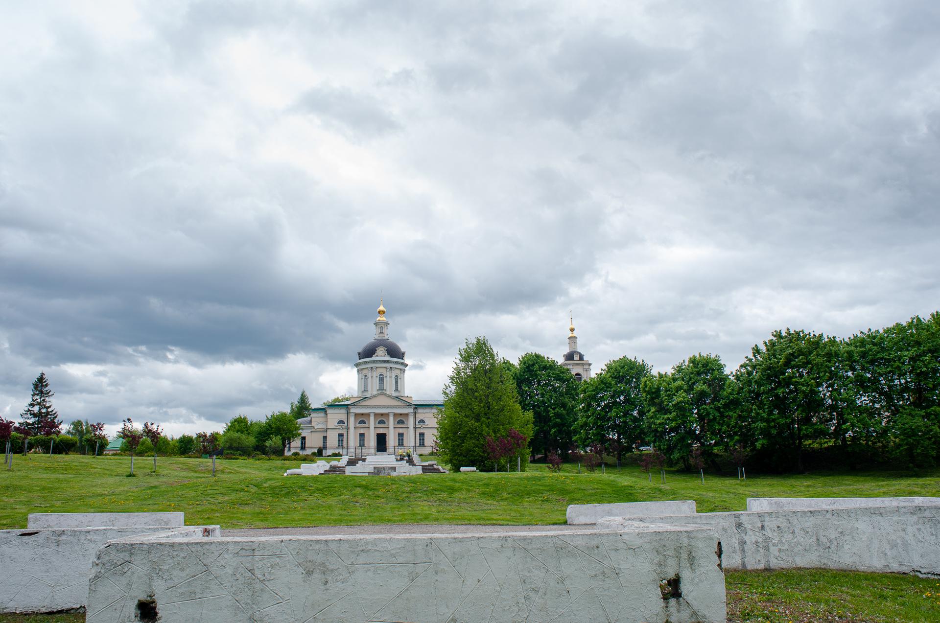 Коломна, Церковь Михаила Архангела