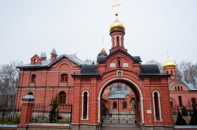 Пущино, Церковь Михаила Архангела в Пущино