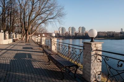 Химки, парк культуры и отдыха имени Л.Н. Толстого