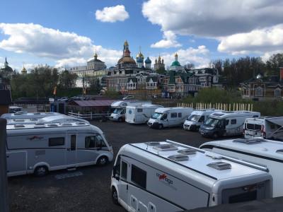 Кемпинг-мотель «Блинная гора»