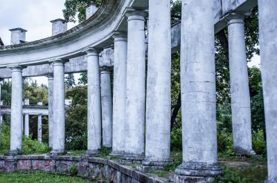Балашиха. Усадьба князей Голицыных - Пехра-Яковлевское