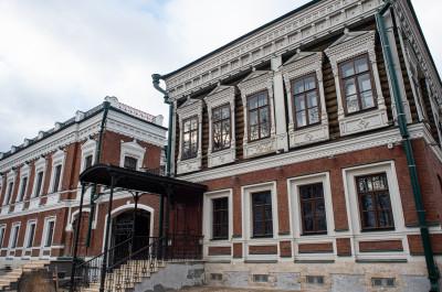 Музей-усадьба В.И.Аигина