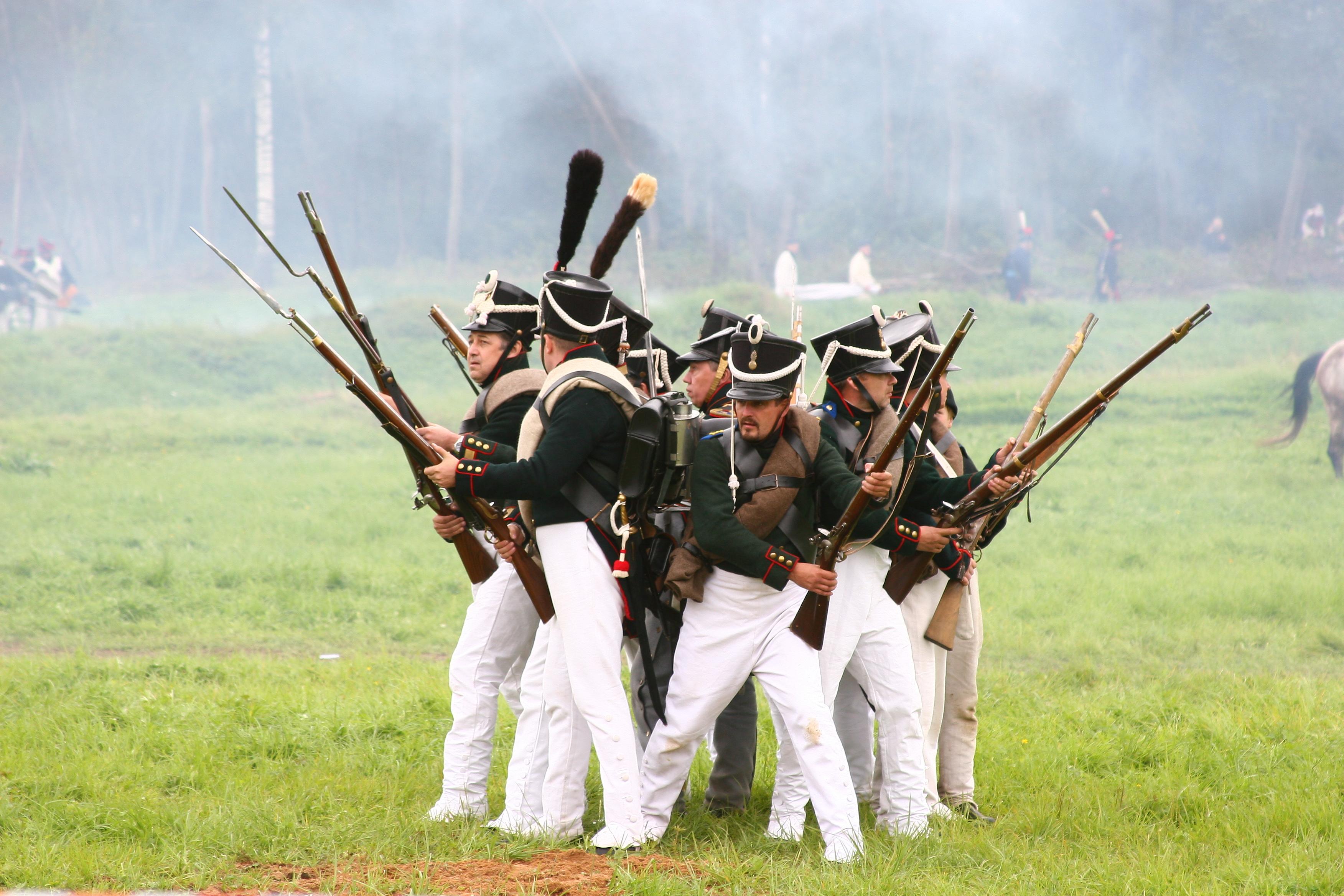 Военно-исторический фестиваль «День Бородина»