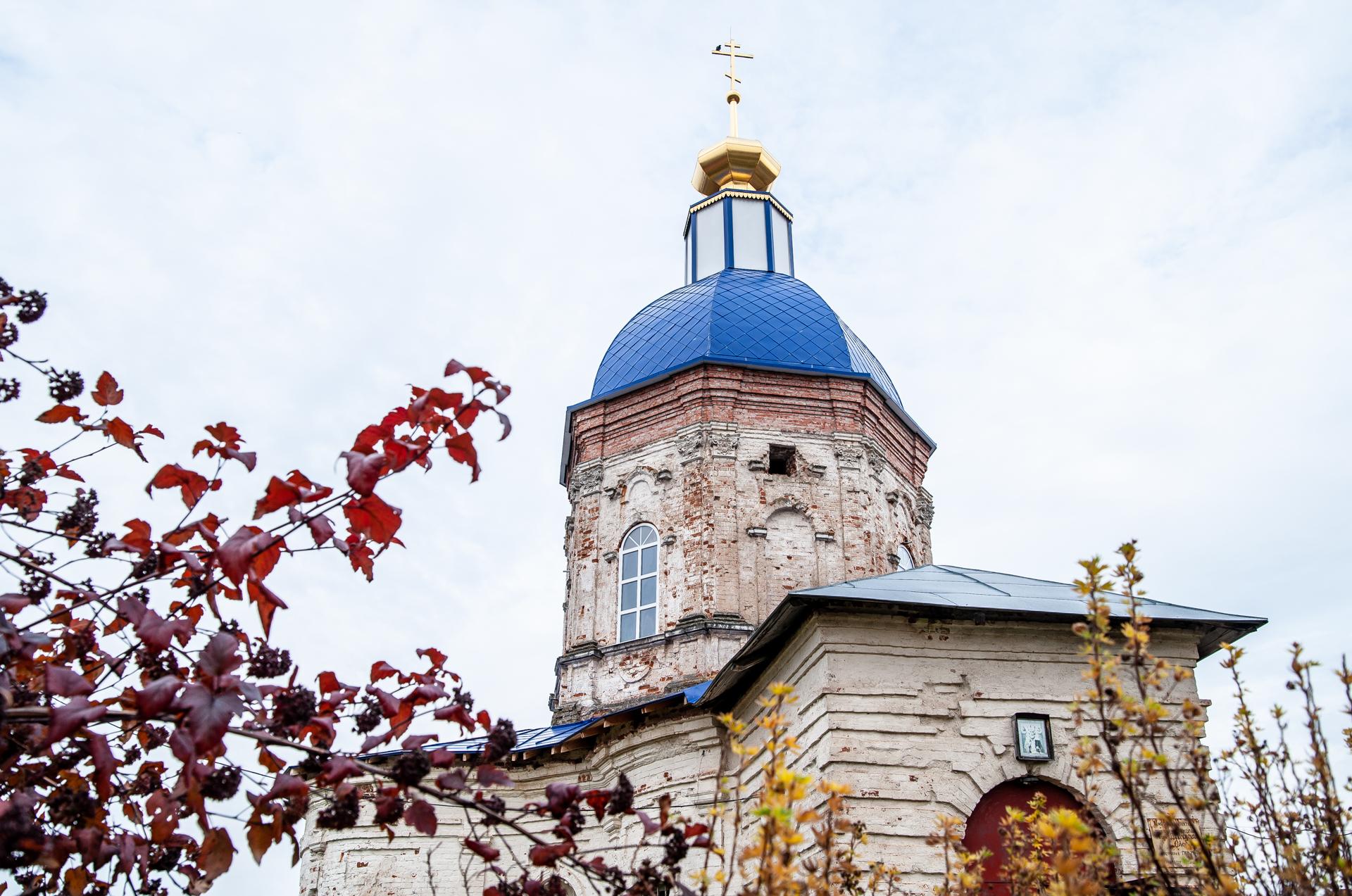 Посёлок Буденовец, Храм Николая Чудотворца