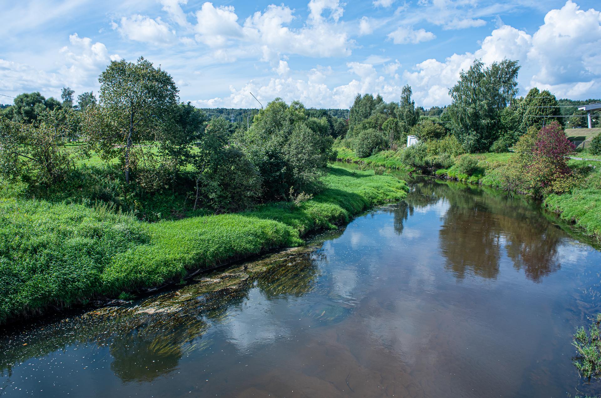 Истра, река Истра