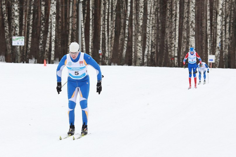 Центр зимних видов спорта в Дмитрове