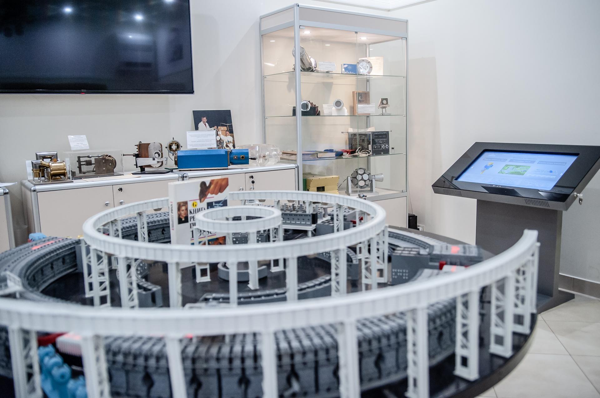Дубна, Музей истории науки и техники ОИЯИ