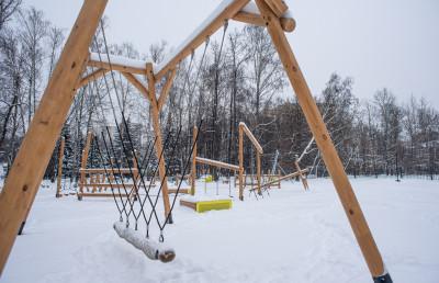 Пушкино, Центральный парк культуры и отдыха