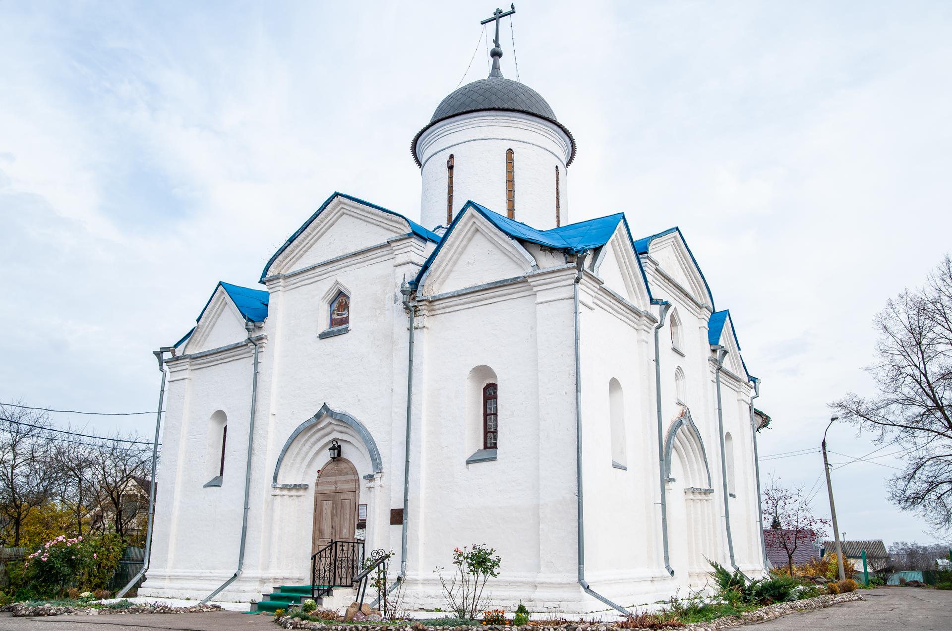 Клин, церковь Успения Пресвятой Богородицы
