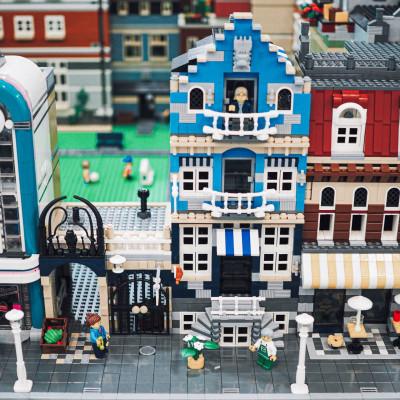 Музей Lego Fox Bricks