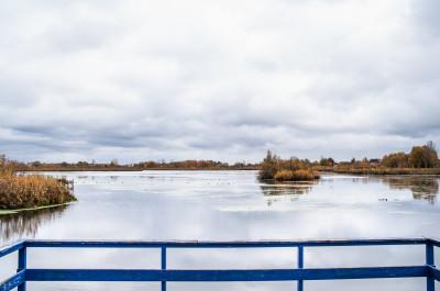 Лобня, озеро Киово