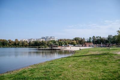 Солнечногорск, Озеро Сенеж