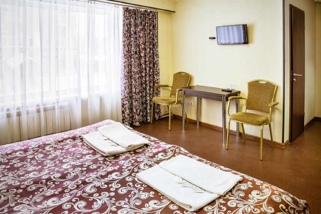 Гостиница «Подмосковье» в Королеве