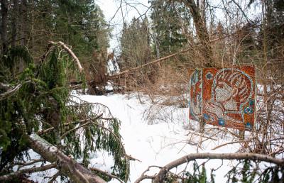 Заброшенный пионерский лагерь «Чайка»
