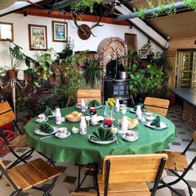 Ресторан «Ильинские Холмы»
