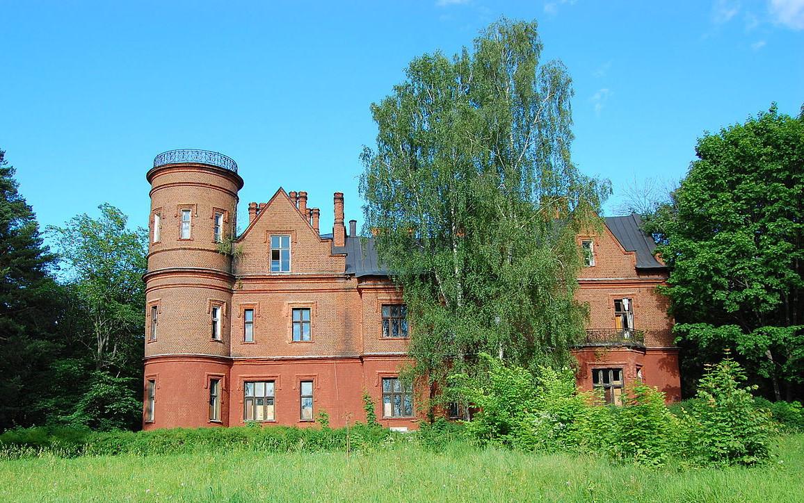 Васильевский замок