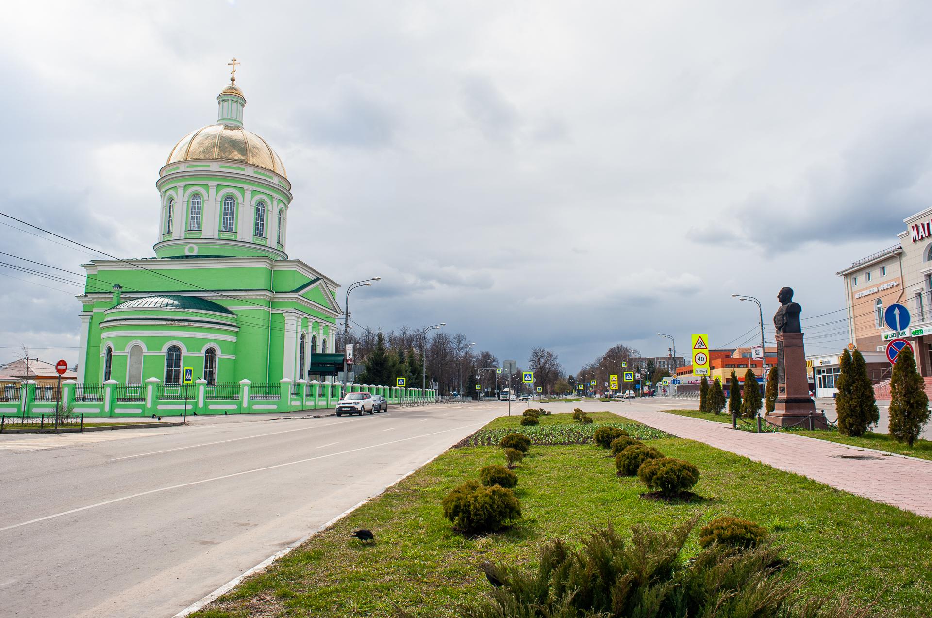 Озёры, храм Пресвятой Троицы