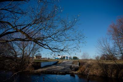 Дединово, река Ройка