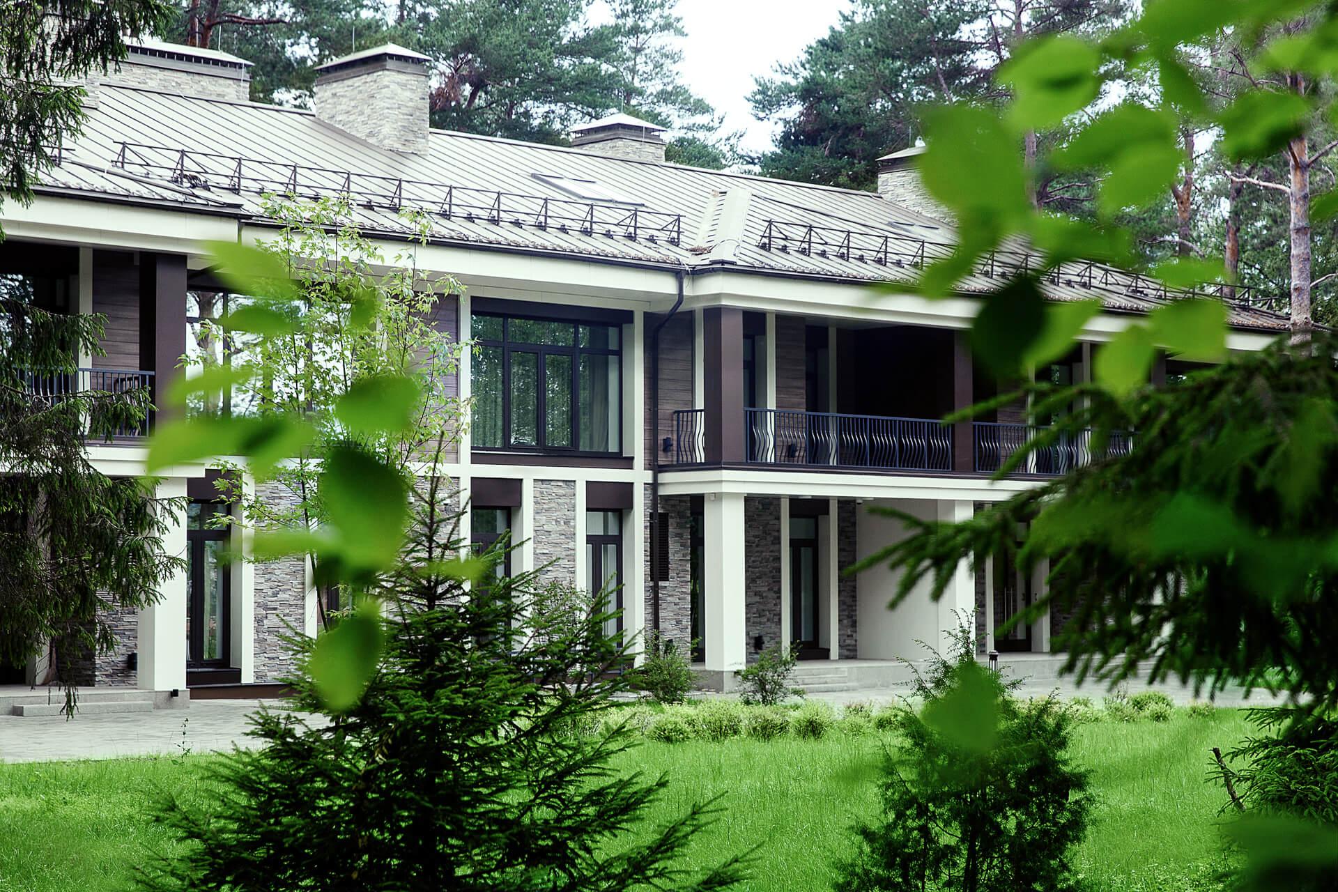 Дом отдыха «Лужки клуб»