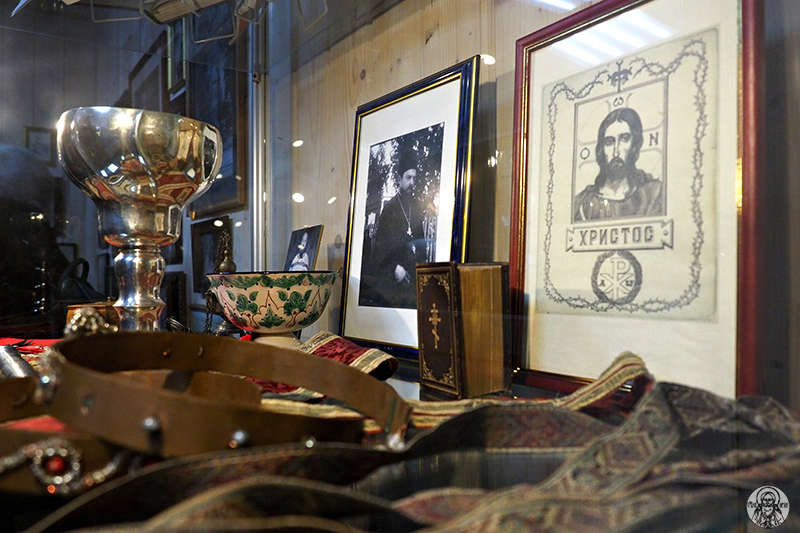 Музей протоирея Александра Меня