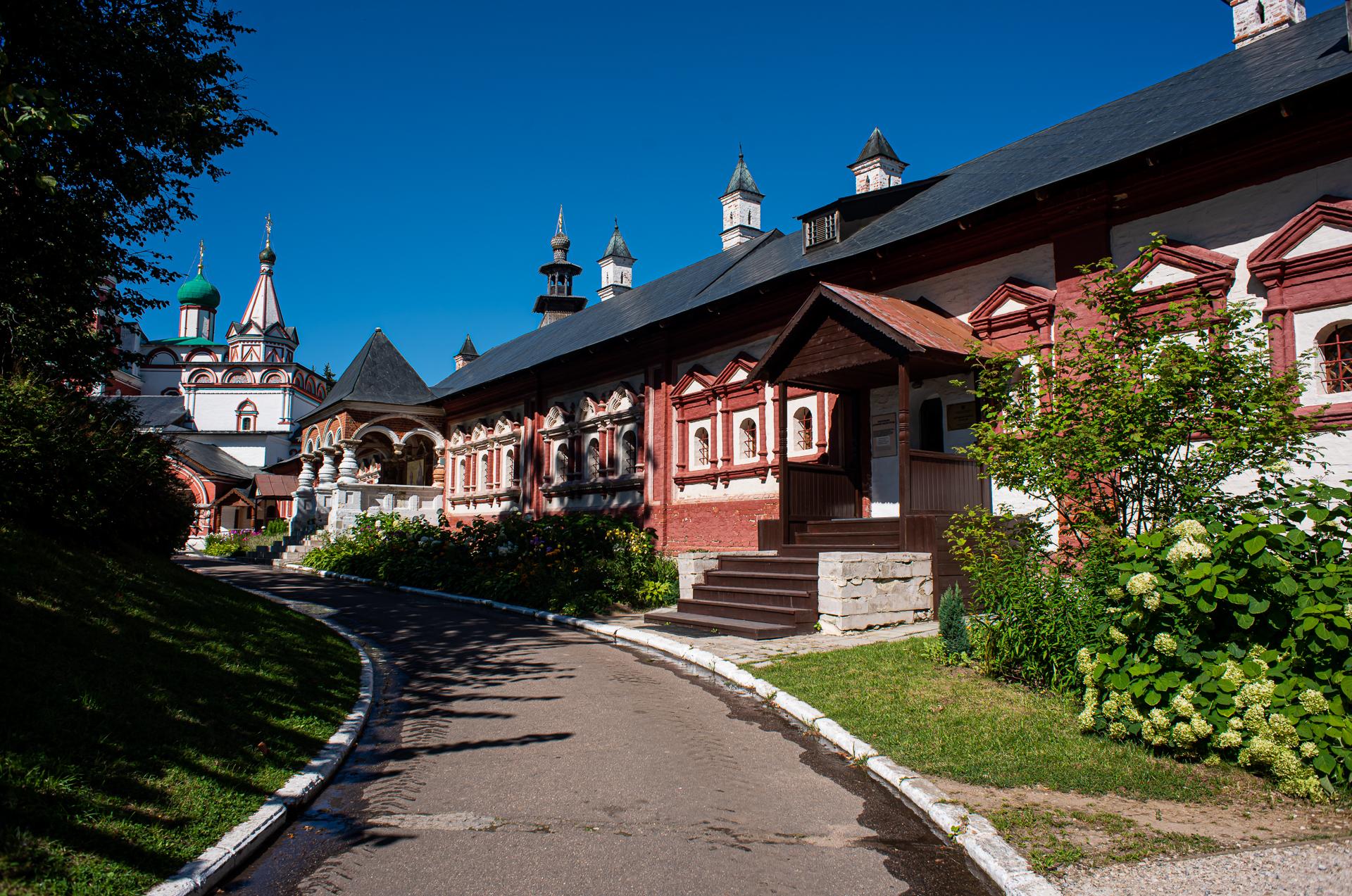 Звенигород, Саввино-Сторожевский Монастырь