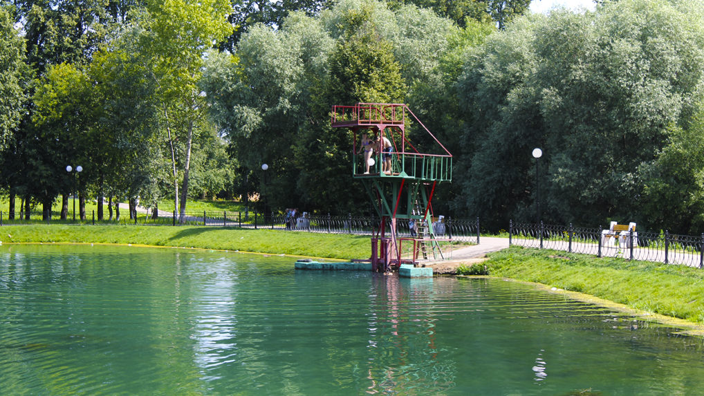 Парк «Жемчужина» в Серпухове