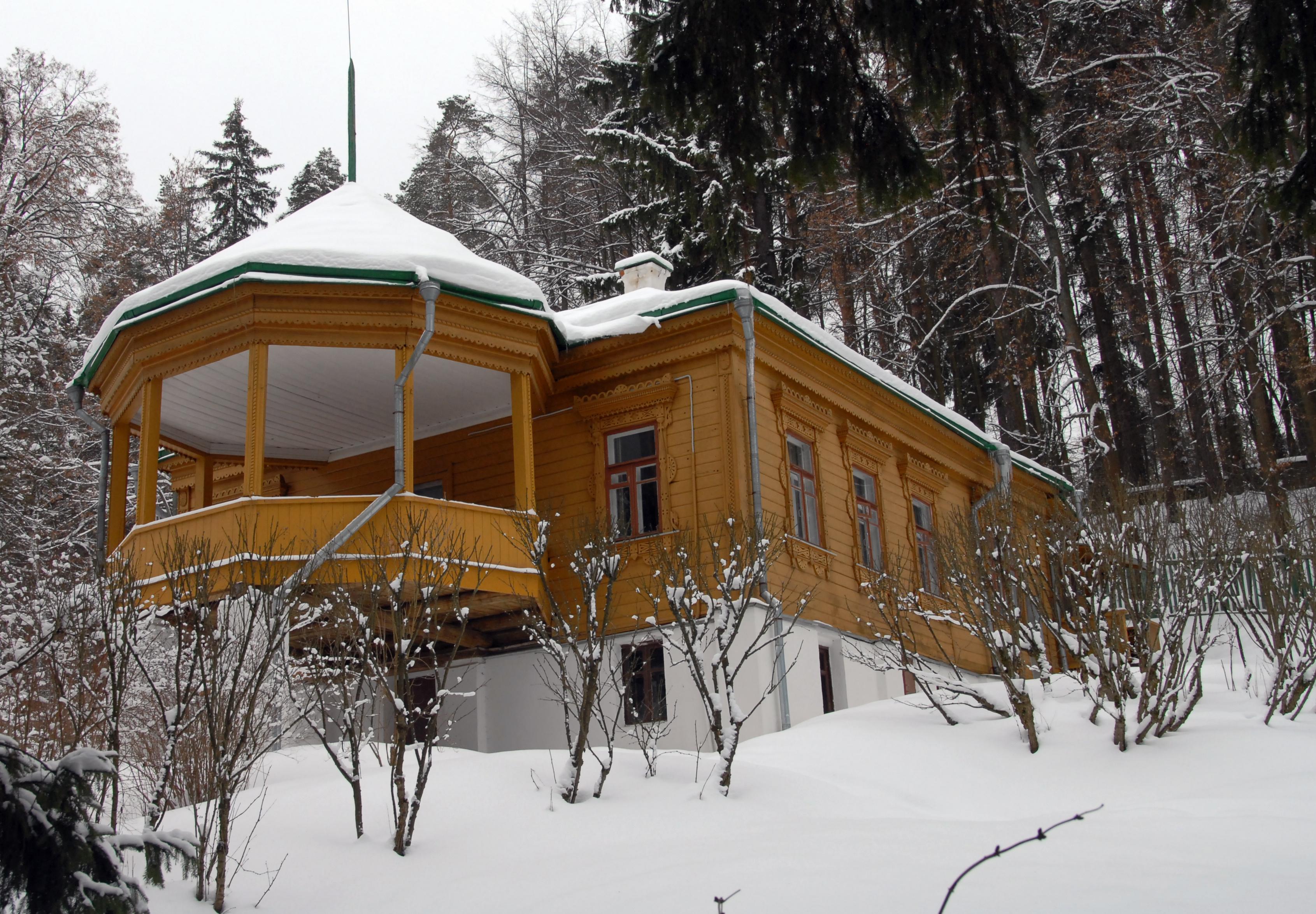 Дом-музей Михаила Пришвин