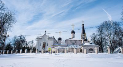 Долгопрудный, Усадьба Котово-Спасское