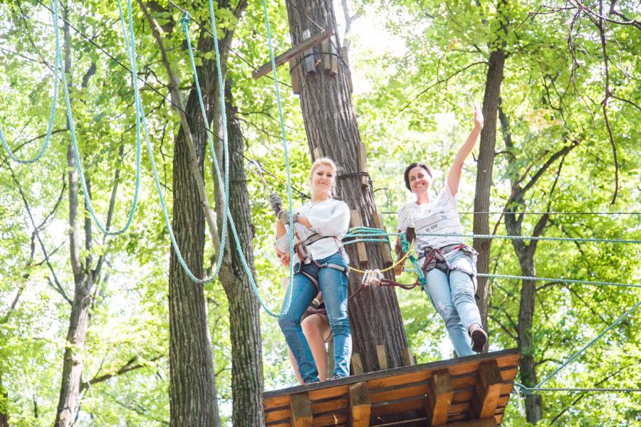 Спорт и развлечения в парк-отеле «Воздвиженское»