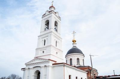 Пересветово, Церковь Иконы Божьей Матери Всех Скорбящих Радость