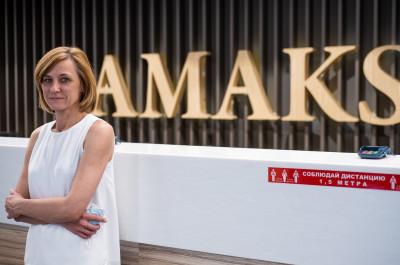 AMAKS Hotels&Resorts, Коммерческий директор курорта «Новая Истра» Ольга Быкова