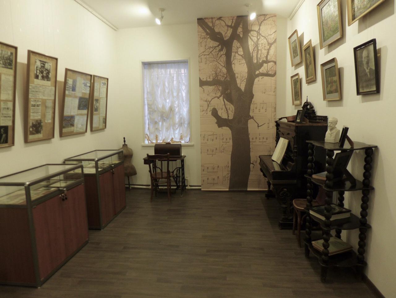 Музей истории музыкальных традиций города Орехово-Зуева