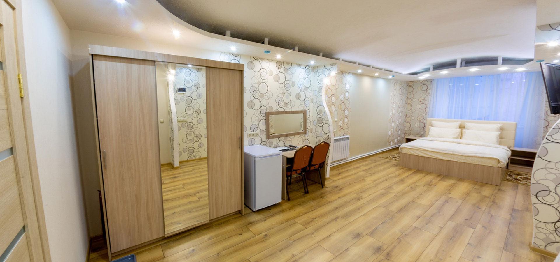 Отель «Есенин»
