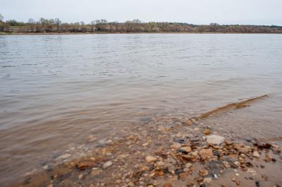 Пущино, река Ока