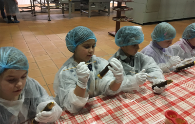 Шоколадная фабрика «Победа»