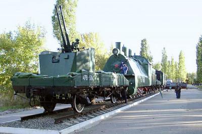 Музей железнодорожных войск в Щелково