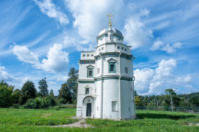 Истра, Скит Патриарха Никона, Новоиерусалимский монастырь