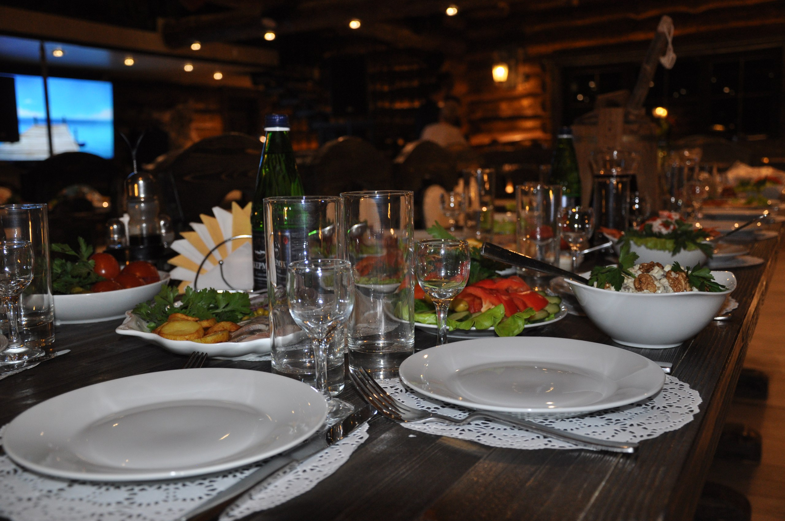 Ресторан «Усадьба Волок»