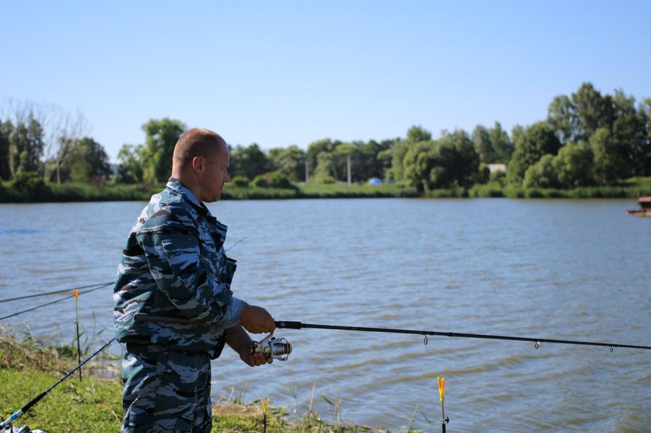 Коломенский рыбхоз «Осенка»