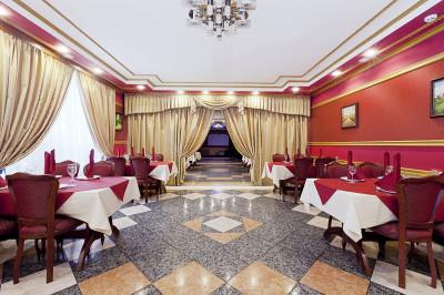 Арт-отель «Пушкино». Ресторан