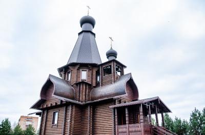 Лобня, Церковь Иконы Божьей Матери Спорительница Хлебов